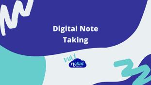 Duly Notud blog - digital note taking